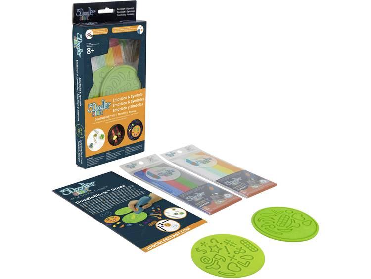 3Doodler Emoji Symbols Kit Filamentpakket PLA kunststof