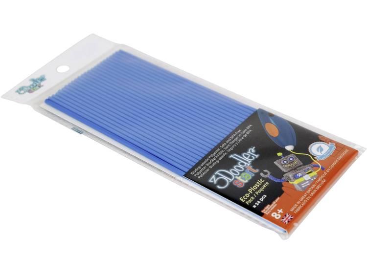 Filamentpakket 3Doodler START PLastic Packs PLA kunststof Blauw