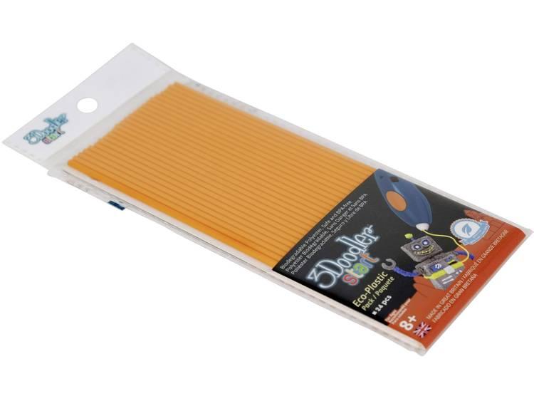Filamentpakket 3Doodler START PLastic Packs PLA kunststof Oranje