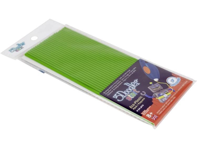 Filamentpakket 3Doodler START PLastic Packs PLA kunststof Groen