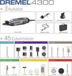 Multifunctioneel gereedschap 4300-3/45