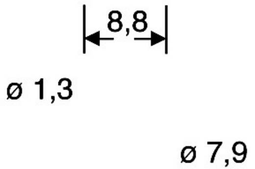 Diotec P 600 M Si-gelijkrichter diode P600 1000 V 6 A