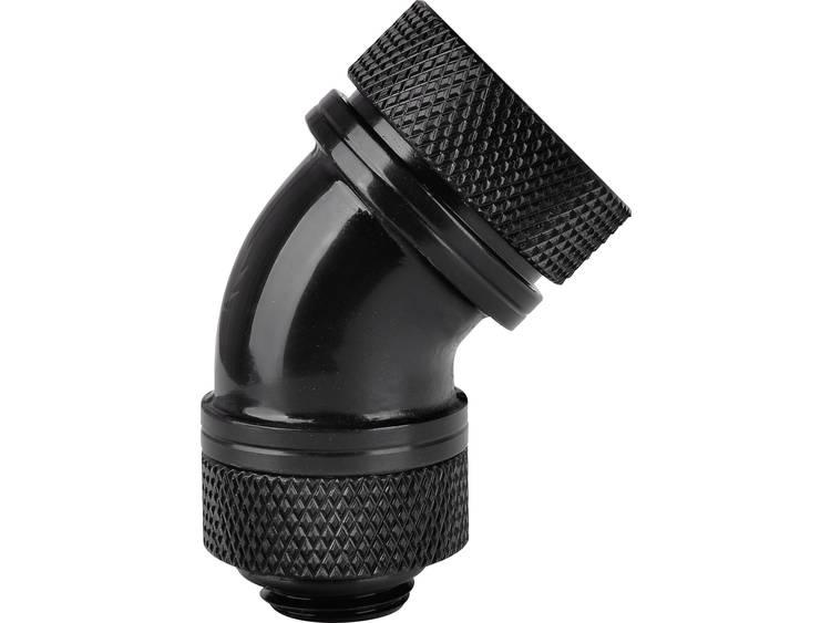 Thermaltake CL-W096-CA00BL-A Waterkoeling-hoekverbinder