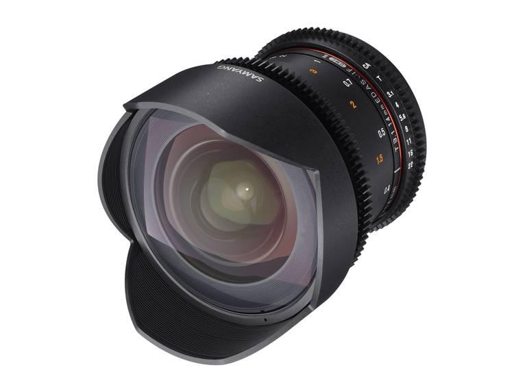 Samyang Breedhoeklens f/22 – 3.1 14 mm