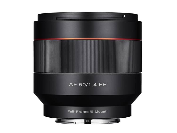 Samyang Standaard lens f/22 – 1.4 50 mm