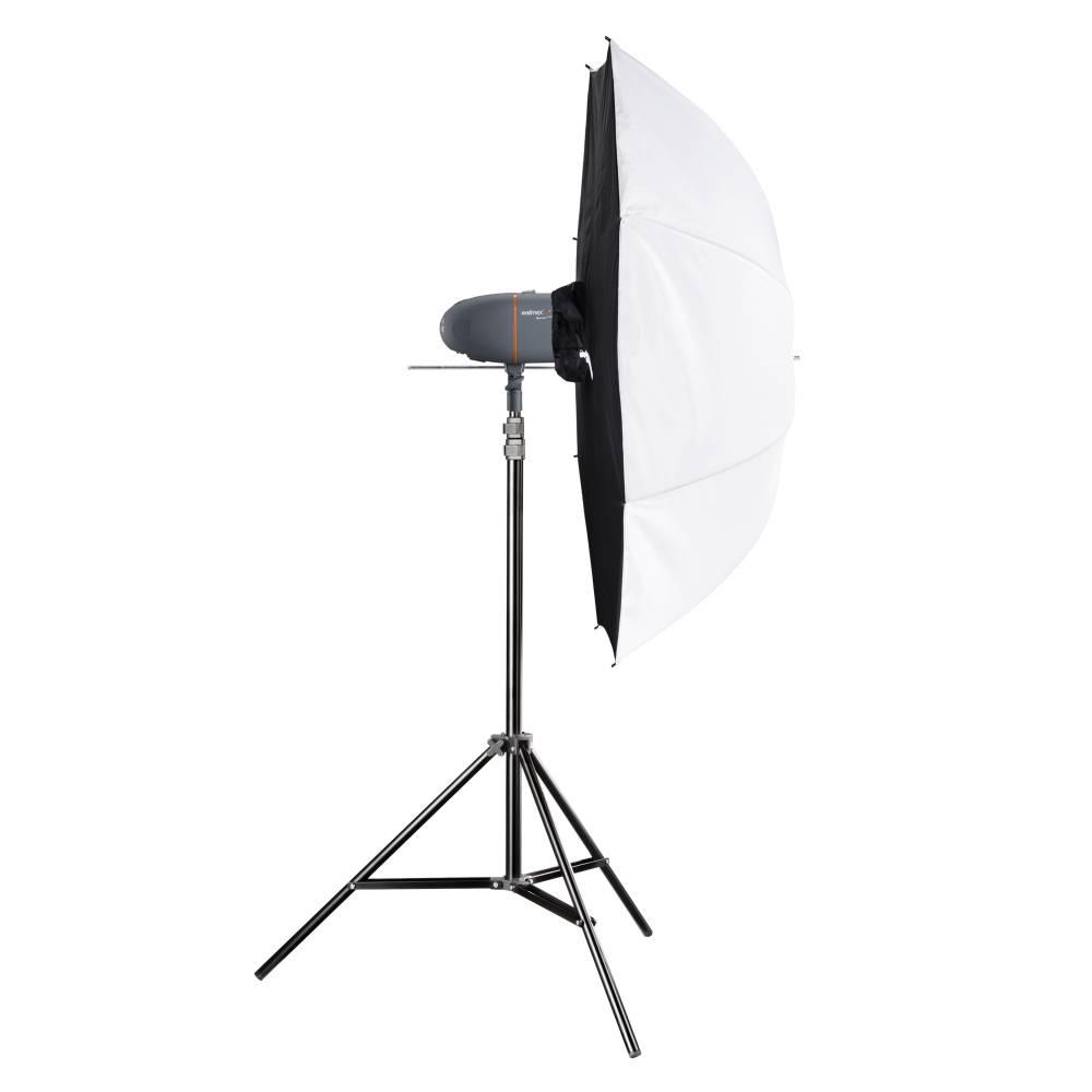Studioblixtlampa (value.1377174) Walimex Pro Ljuskänslighet ISO 100/50 mm 30