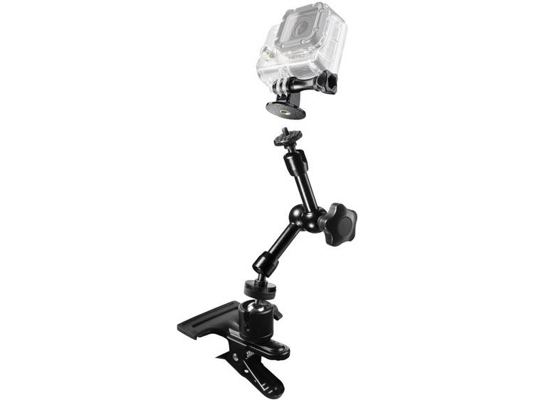Bevestigingsset Mantona GoPro Clamp Set I 20467