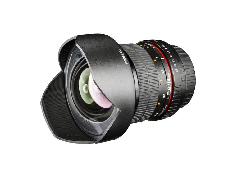 Walimex Pro Breedhoeklens f/22 – 2.8 14 mm