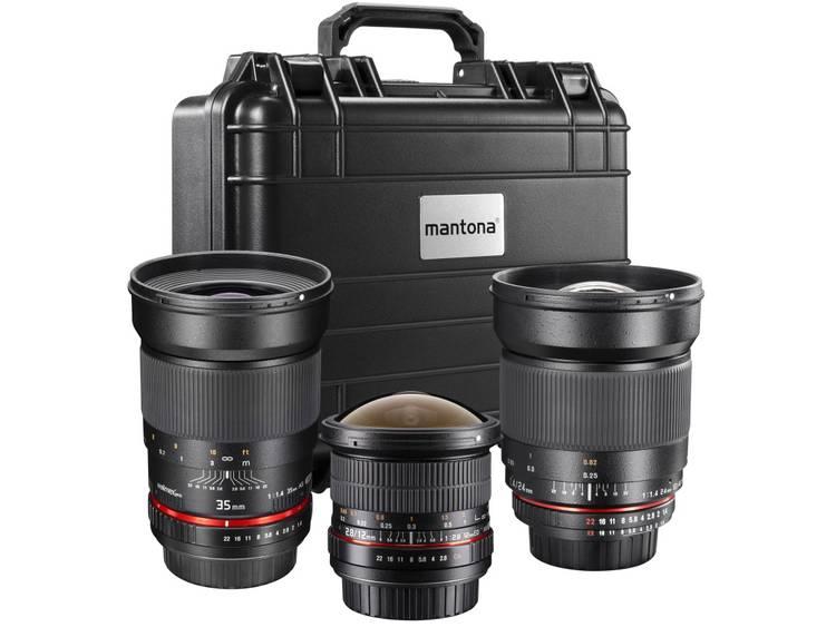 Walimex Pro 21302 Lensset