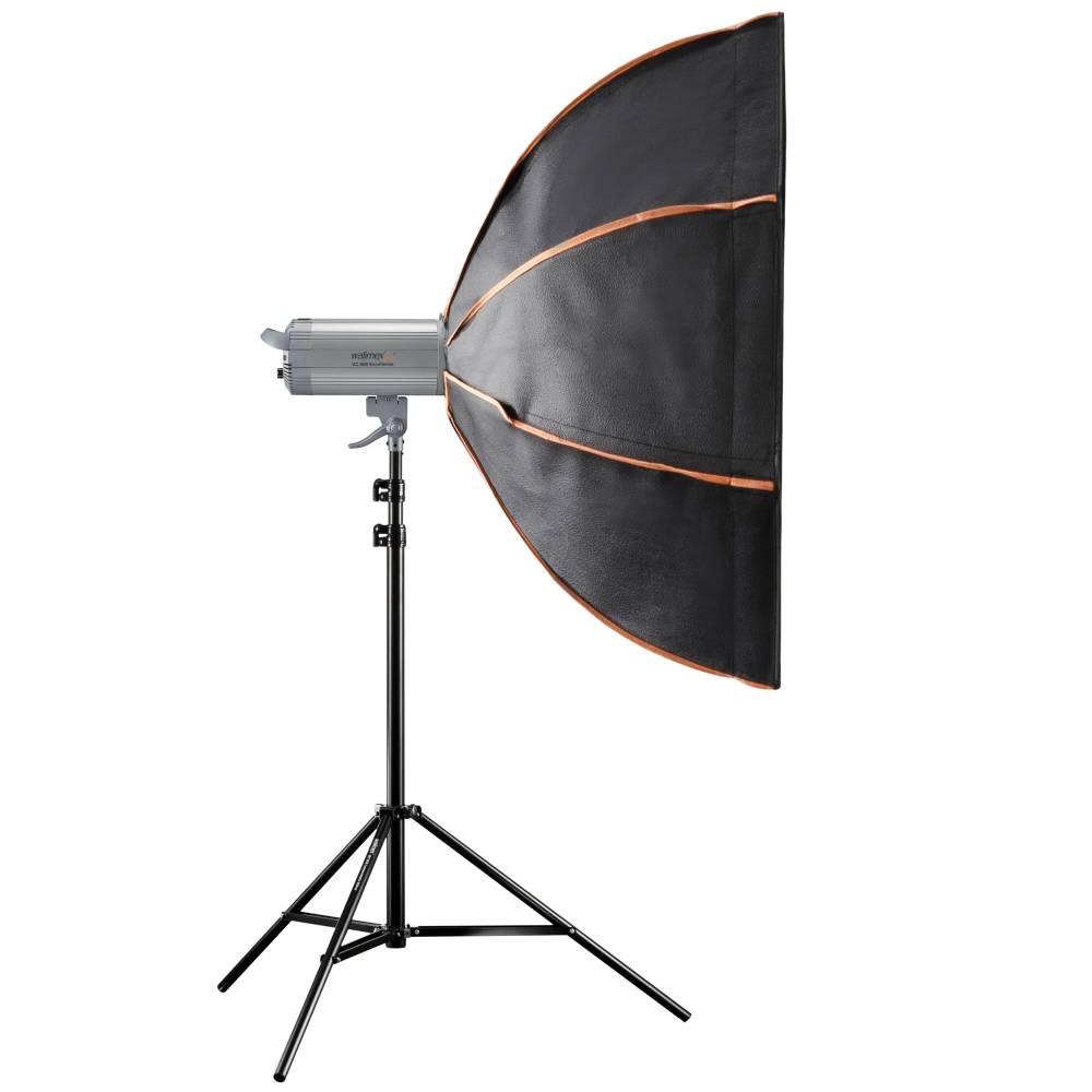 Studioblixtlampa (value.1377174) Walimex Pro Ljuskänslighet ISO 100/50 mm 78