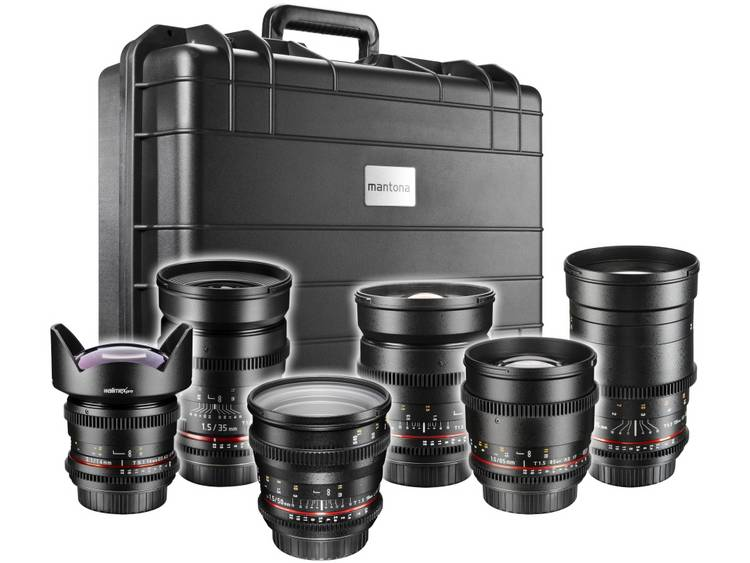 Walimex Pro 20890 Lensset