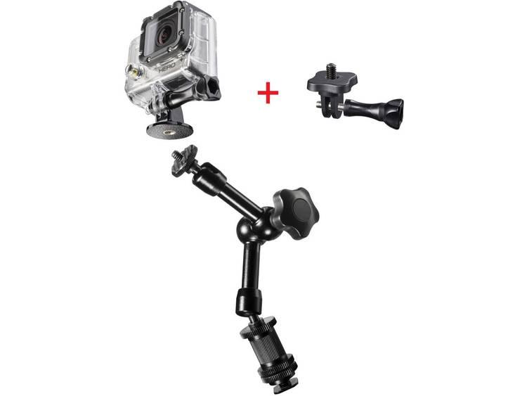 Bevestigingsset Mantona GoPro DSLR Befestigungsset 20520