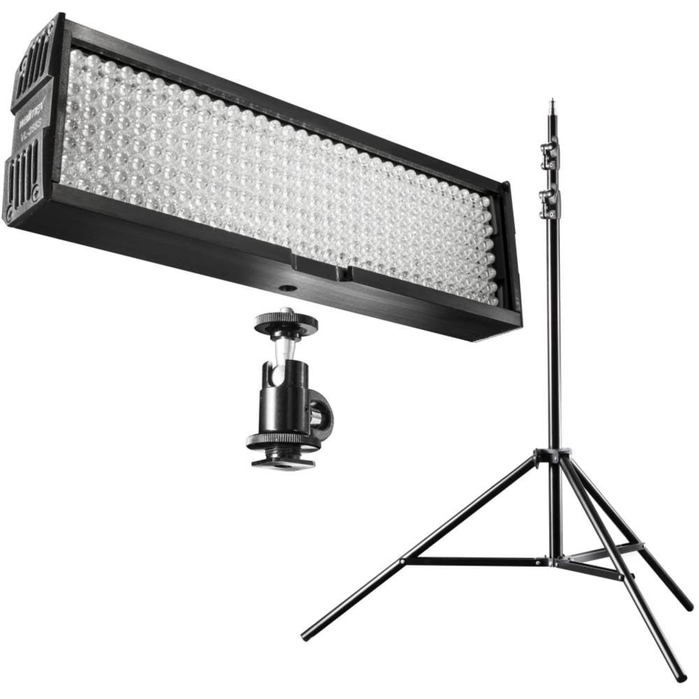 Walimex Pro 20374 LED videobelysning Antal LED=256