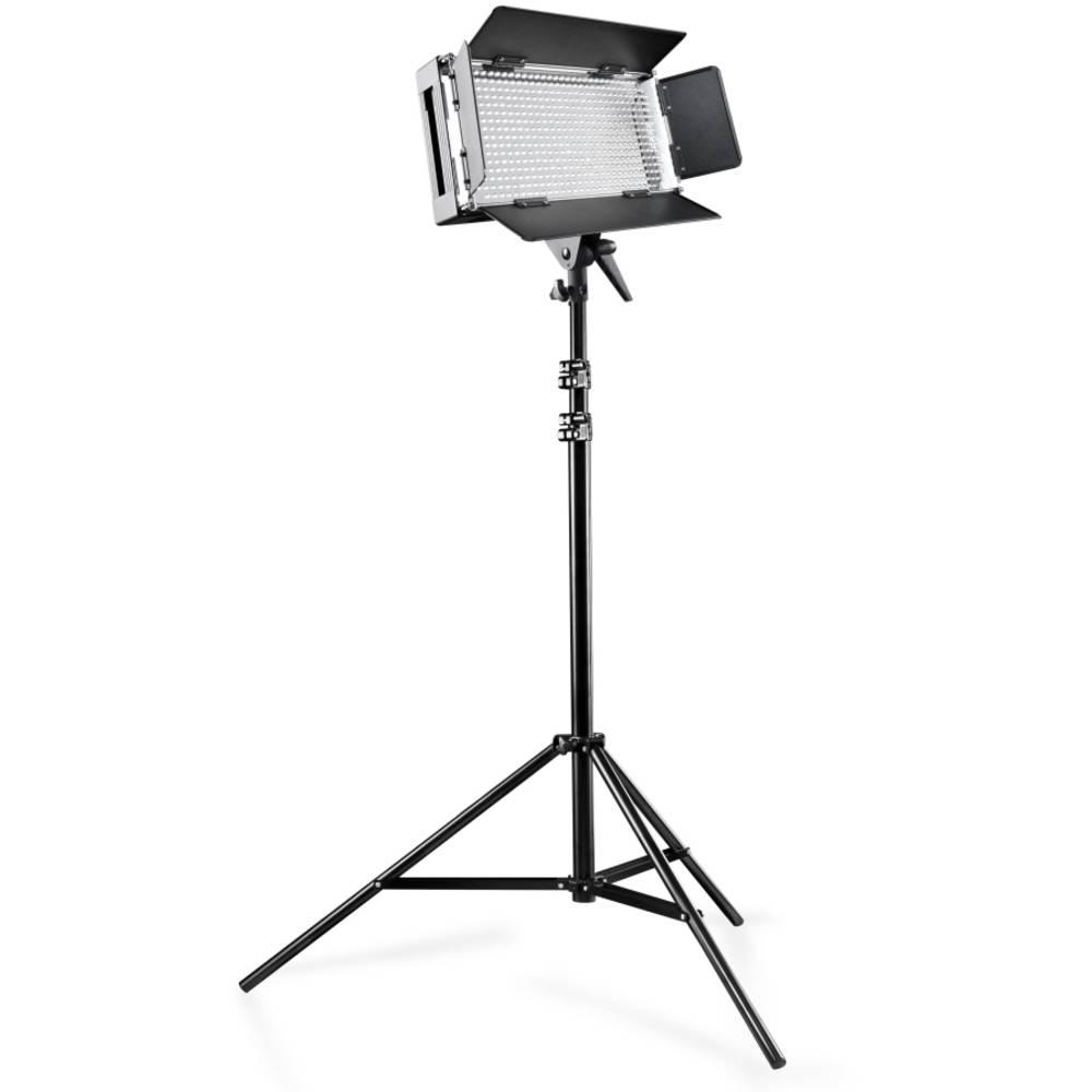 Walimex Pro LED 500 dimmbar + WT-806 Fluorescereande ljus 30 W