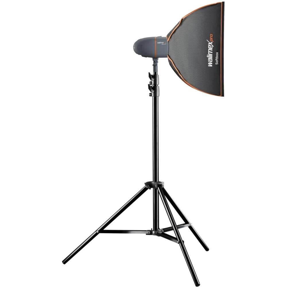 Studioblixtlampa (value.1377174) Walimex Pro Ljuskänslighet ISO 100/50 mm 60