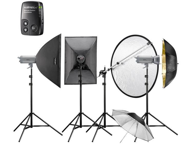 Flitstoebehoren Walimex Pro VC Set Performer 4 4 3 2SB2RS+