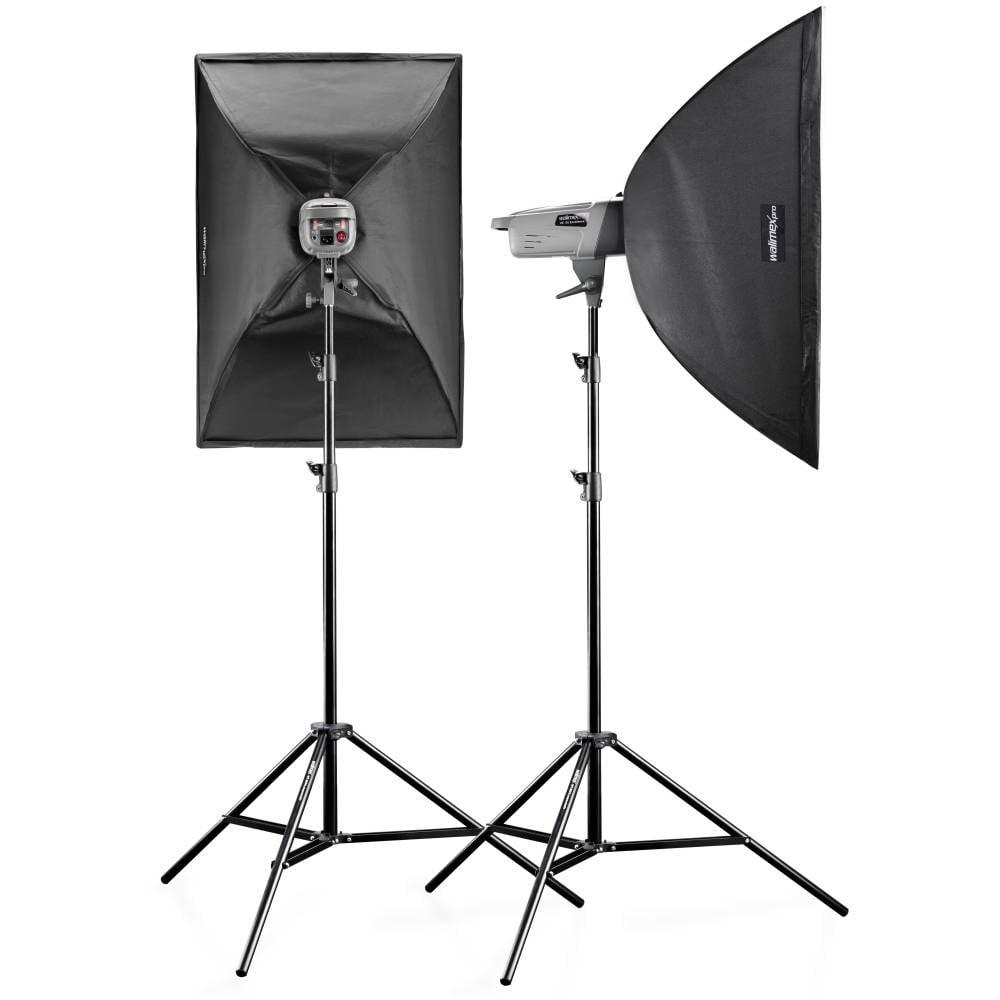 Studioblixtlampa (value.1377174) Walimex Pro Ljuskänslighet ISO 100/50 mm 43