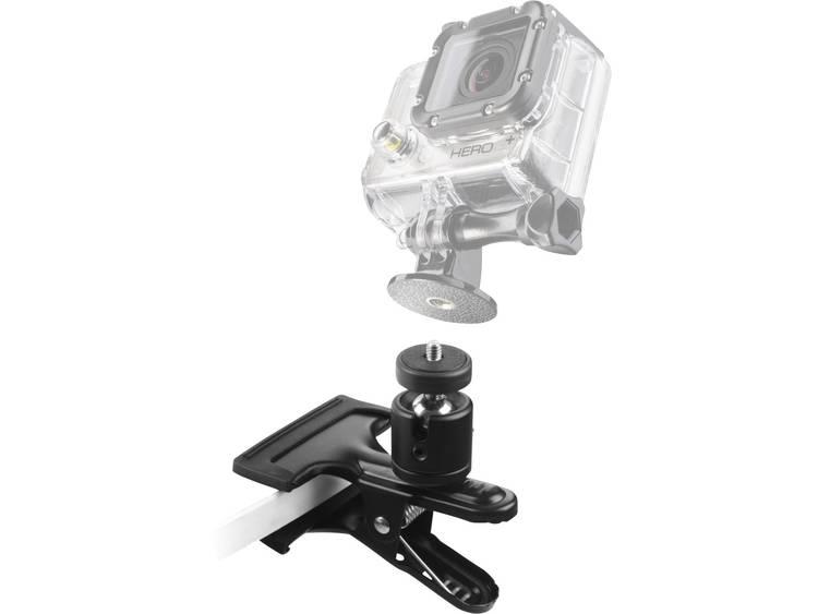 Bevestigingsset Mantona GoPro Clamp Set II 20468