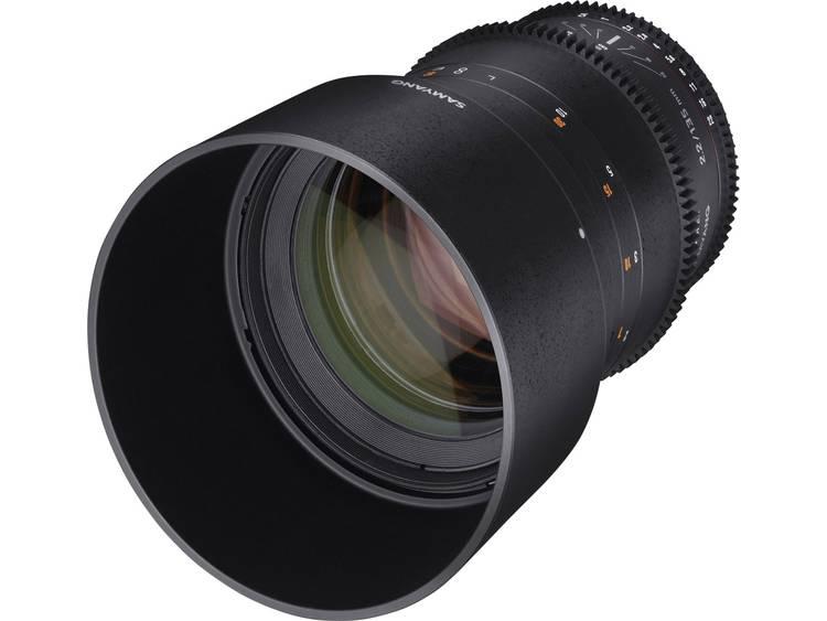Samyang Telelens f/22 – 2.2 135 mm
