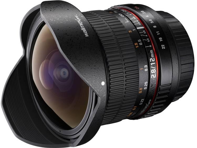 Walimex Pro Fisheye lens f 22 2.8 12 mm