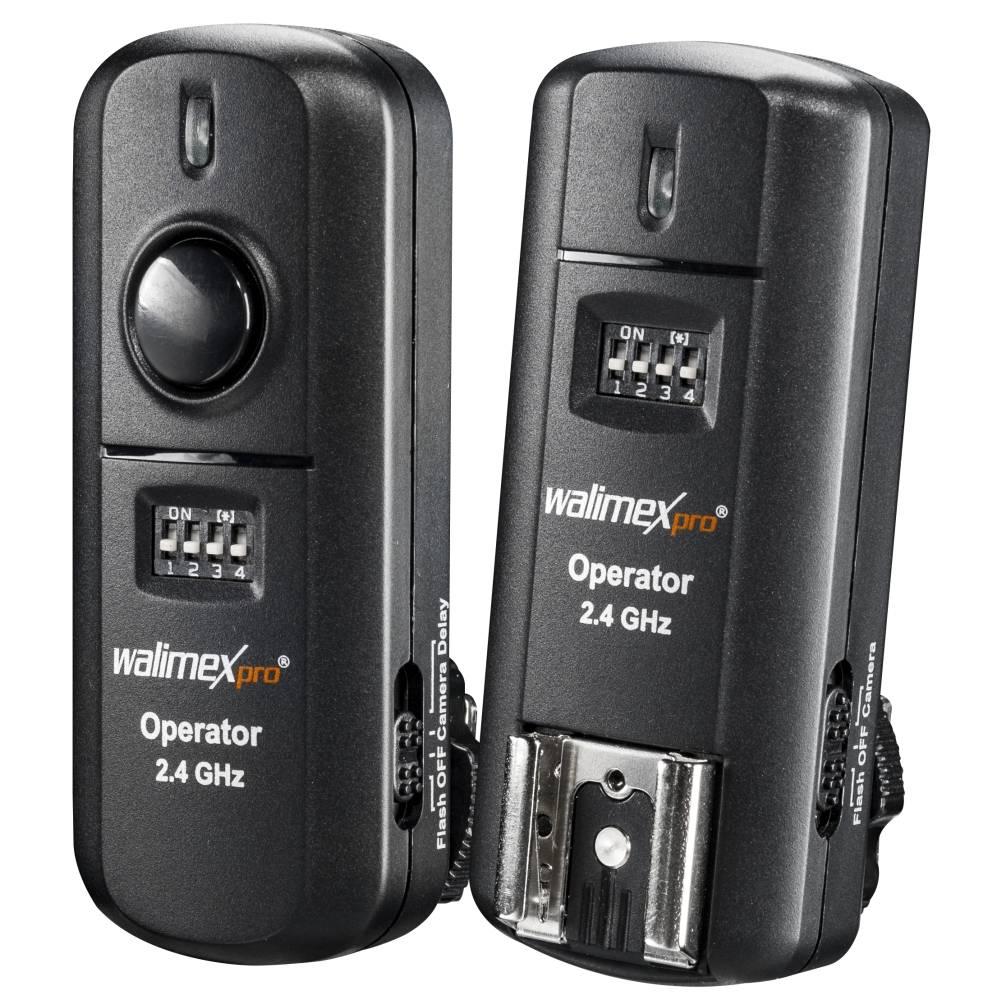 Walimex Pro 3in1 Funkauslöser-Set Sony 2 Fjärrutlösare