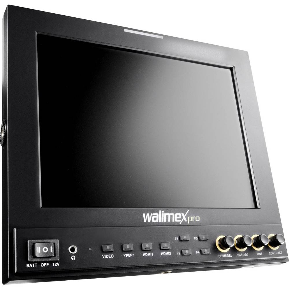 Walimex Pro LCD-skärm 24.6 cm 9.7 tum HDMI