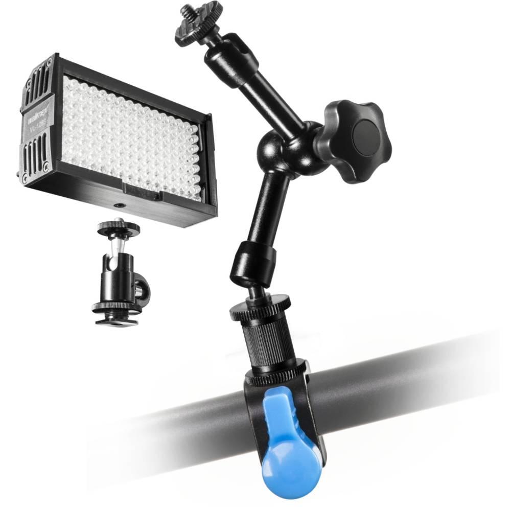 Walimex Pro VDSLR Lightning Kit LED videobelysning Antal LED=128