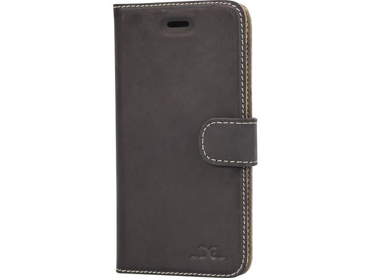 DC Design Case LUCABOOK Booklet Geschikt voor model (GSMs): Samsung Galaxy A3 (2016) Zwart