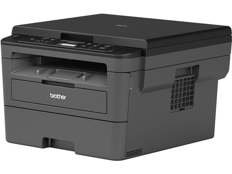 Brother DCP L2510D Multifunctionele laserprinter A4 Kopiëren Printen Scannen