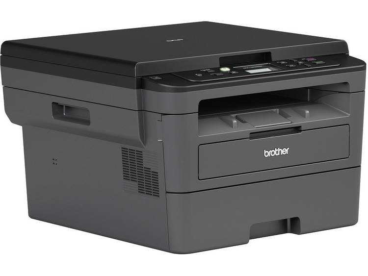 Brother DCP L2530DW Multifunctionele laserprinter A4 Kopiëren Printen Scannen