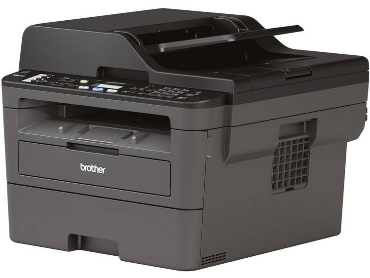 Brother MFC L2710DW Multifunctionele laserprinter A4 Faxen Kopiëren Printen S