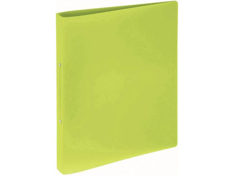 PAGNA PP ATT.NUM.BACK_WIDTH: 33 mm Linde-groen 2 ringen, Rondmechaniek 20900-17