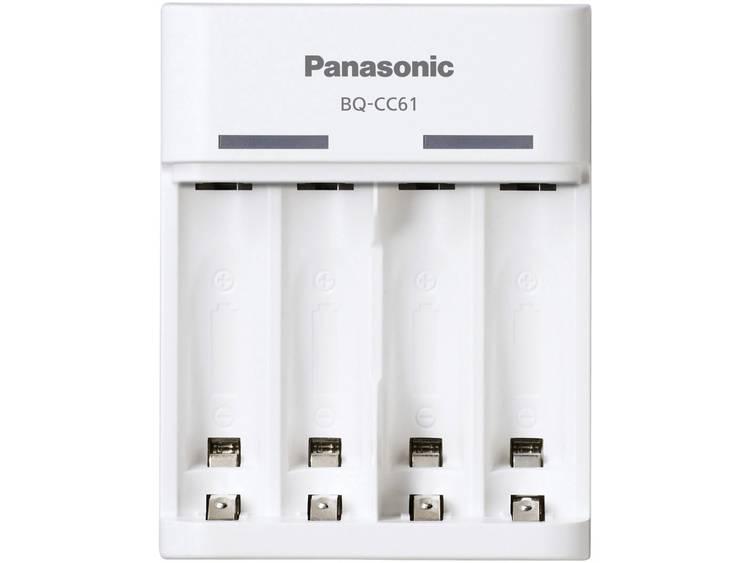 Panasonic Eneloop USB-lader zonder accu's