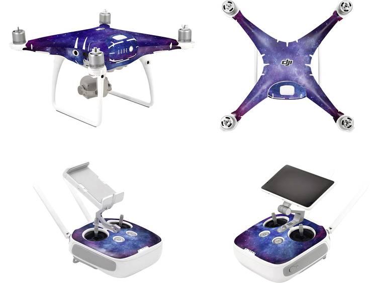 PGYTECH Space Multicopter decoratiefolie Geschikt voor: DJI Phantom 4 Serie