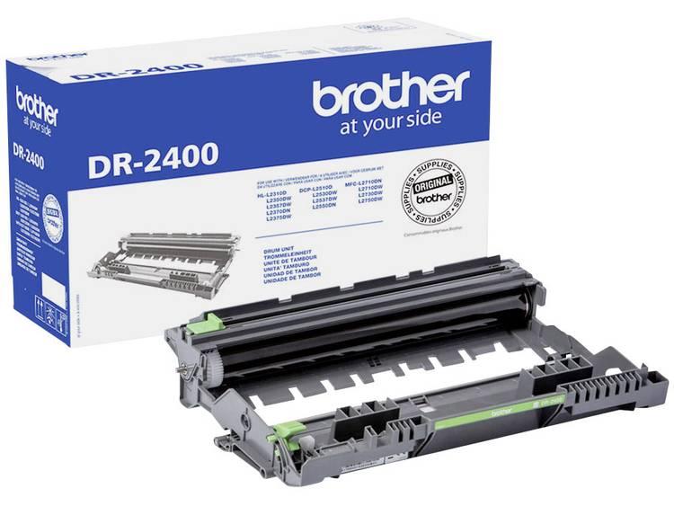 Brother DR-2400 Origineel Drum unit Zwart