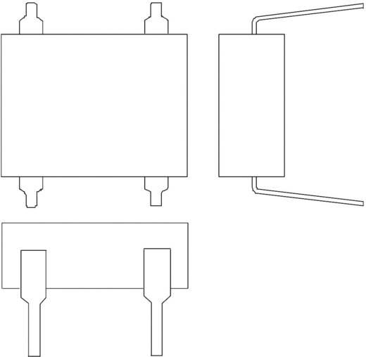 Gelijkrichter Infineon Technologies DF06M Soort behuizing D-70 Nominale stroom 1 A U(RRM) 600 V