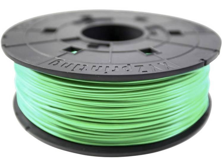 Filament XYZprinting RFPLCXEU0LA PLA kunststof 1.75 mm Groen 600 g