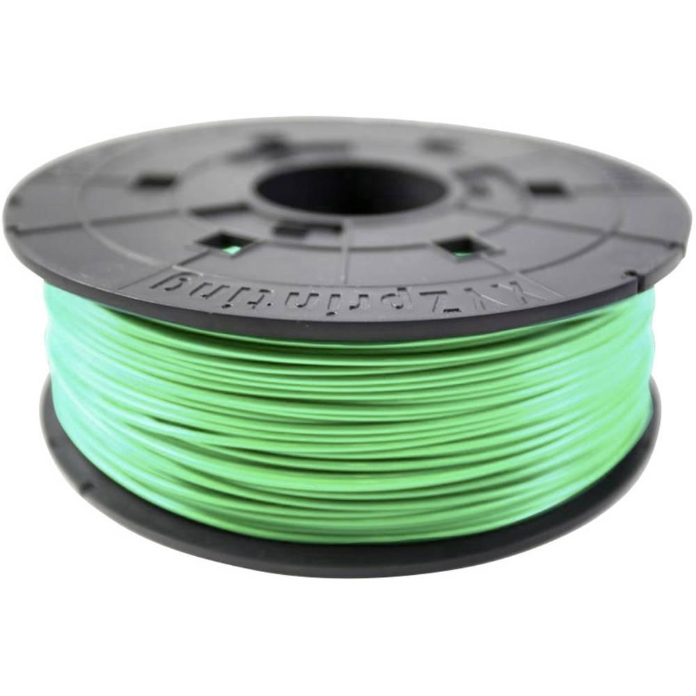 3D-skrivare Filament XYZprinting PLA-plast 1.75 mm Ljusgrön 600 g Junior