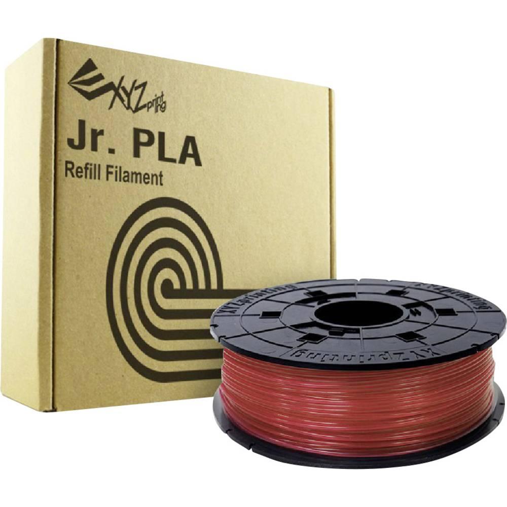 Filament XYZprinting RFPLCXEU0JB PLA kunststof 1.75 mm Rood 600 g