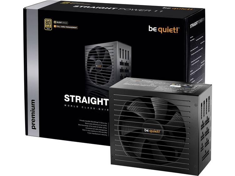 BeQuiet Straight Power 11 PC netvoeding 1000 W ATX 80Plus Gold