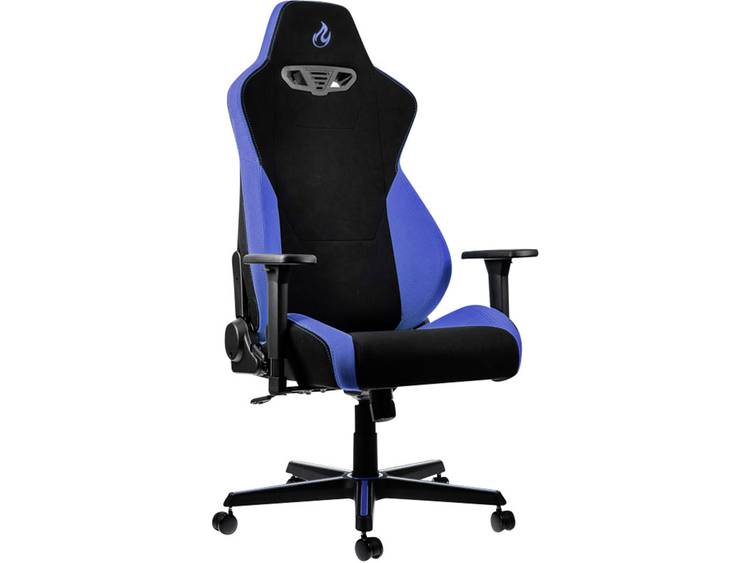 Nitro Concepts S300 Galactic Blue Gaming stoel Zwart, Blauw