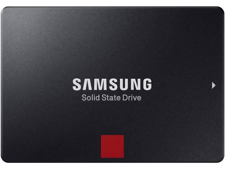 Samsung 860 PRO 4 TB SSD harde schijf (2.5 inch) SATA III Retail