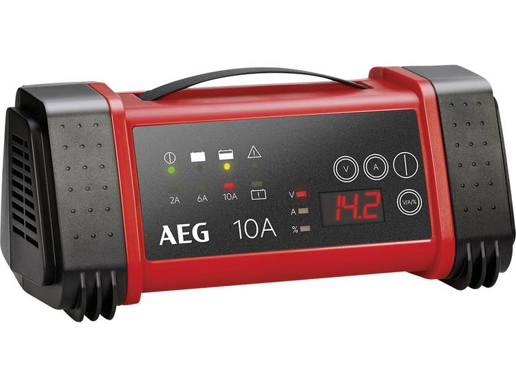 Druppellader AEG LT10 12 V, 24 V 2 A, 6 A, 10 A 2 A, 6 A
