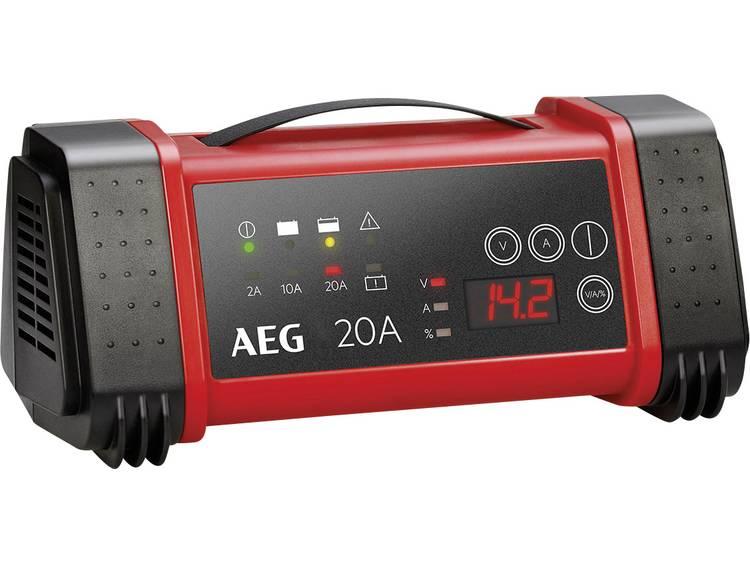 Druppellader AEG LT20 PS Th. 12 V, 24 V 2 A, 10 A, 20 A 2 A, 10 A