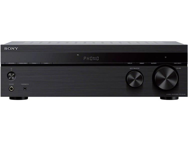 Sony STR-DH190 Stereo-receiver 2x100 W Zwart Bluetooth