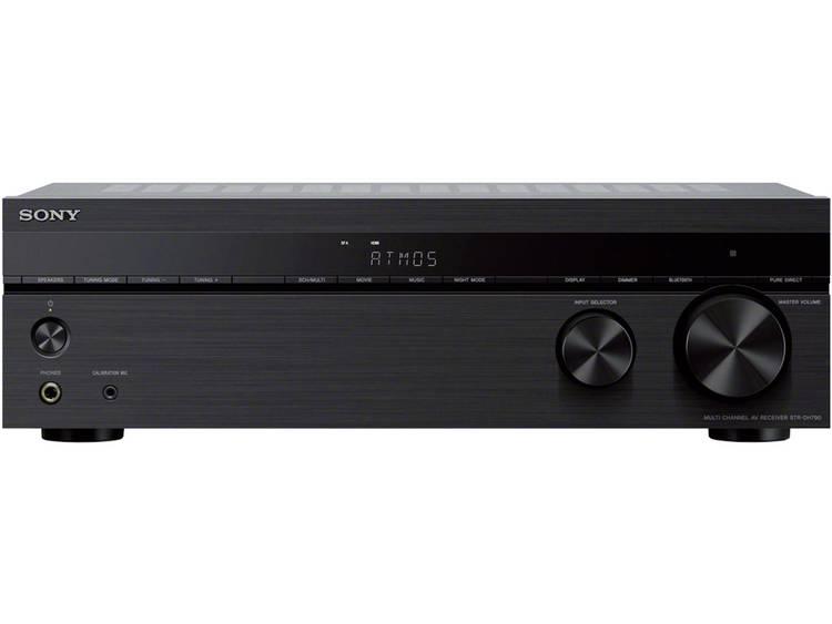 Sony STR-DH790 7.2 AV-receiver 7.2x145 W Zwart Bluetooth, Dolby Atmos, High Resolution audio, USB