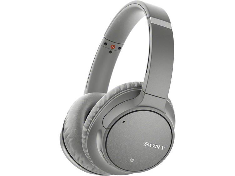 Sony WH-CH700N Oordopjes On Ear Bluetooth Grijs Headset, Ruisonderdrukking