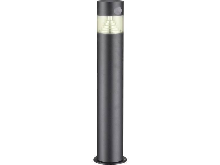 Polarlite DC05PIR PL-8228620 Solar tuinlamp met bewegingsmelder Warm-wit Donkergrijs