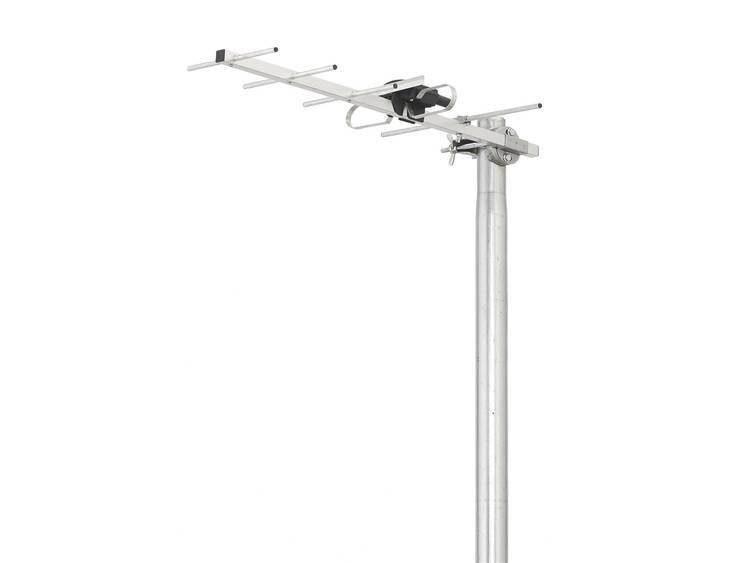 Triax DIGI 6 LTE 800 Passieve DVB-T/T2-dakantenne Buiten Zilver