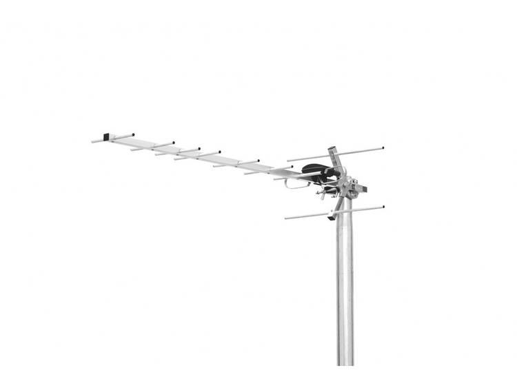 Triax DIGI 10 LTE 800 Passieve DVB-T/T2-dakantenne Buiten Zilver